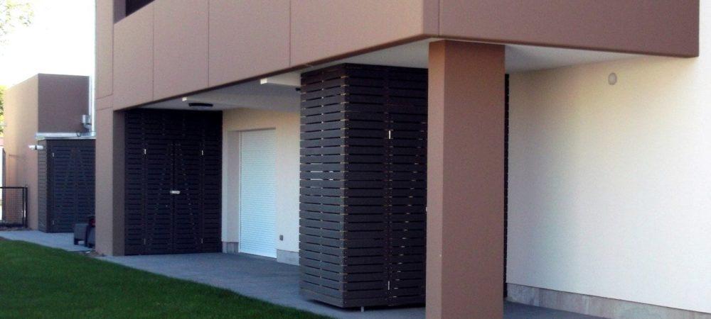 local et extension extérieure bois