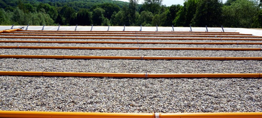 Station d'épuration - Arkédia Olry - Travaux Publics Environnement