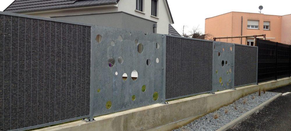 installation portail et clôture