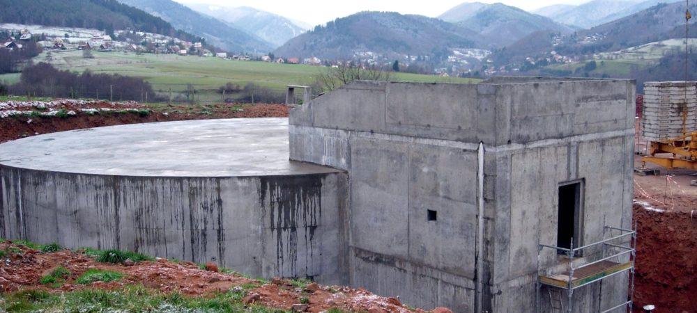 Génie Civil ouvrage Hydraulique