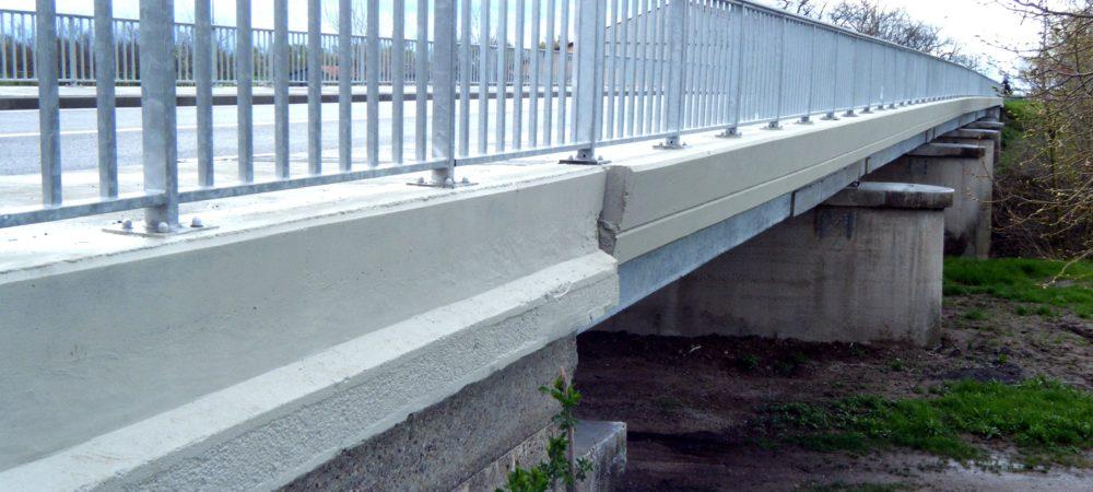 Réparation et entretien de pont